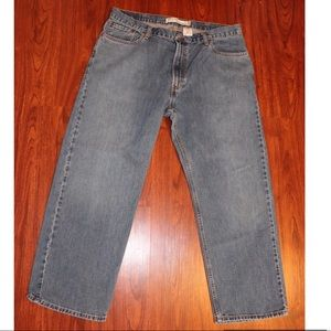 Levis 559 Relaxed Straight Jeans Size 40x30